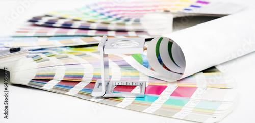 Lens. Prepress concept - 64096877