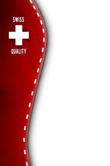 Schweizer Qualität Banner