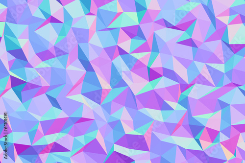 Polygonal purple violet ios7 abstract background wallpaper