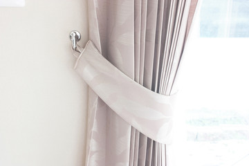 curtain for  interior at home