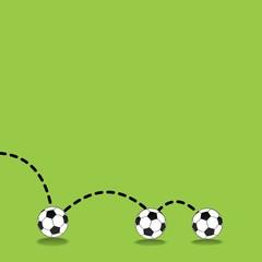 fútbol gol balón movimiento