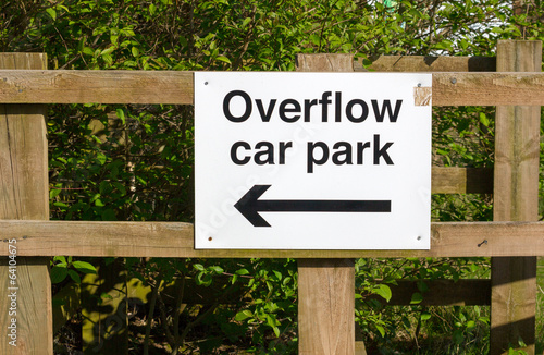 Overflow Car Park