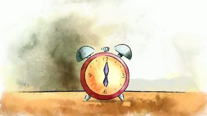 Alarm Clock Animation