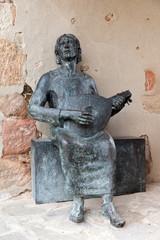 Abenberg Statue