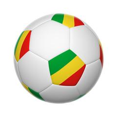 Republic of the Congo soccer ball