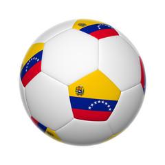Venezuelan soccer ball