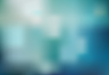 blue bokeh background, illustration