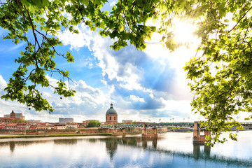 Toulouse - Dôme de La Grave