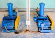 Twin power pump