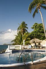 swimming pool Corn Island Nicaragua