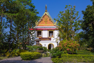 Temple of Buddha