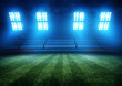 Football Stadium Lights