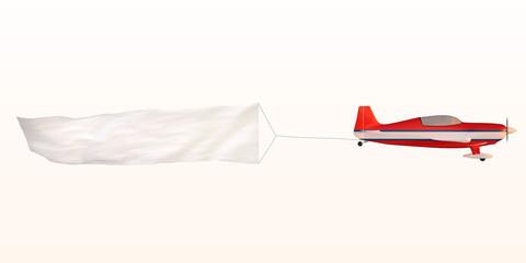 Banner Airplane