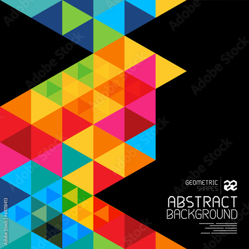 Geometric Patterns Vector Background