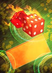 Dice and casino
