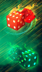 Dice and casino