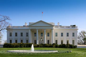 The White House, North Facade, Washington DC