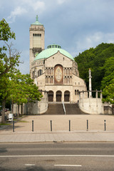 Catholic church of Saint Bernhard, Baden-Baden Germany