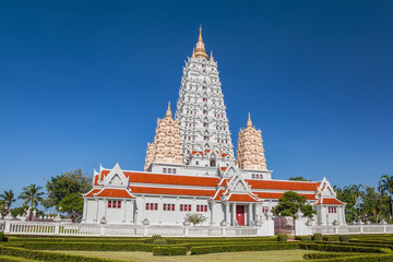 Indian style Pagoda at Pattaya, Thailand