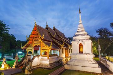 Wat Phra Singh, Chiangmai, Thailand