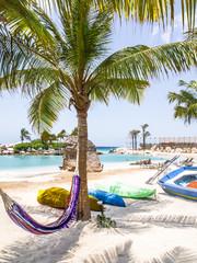 The most beautiful beach in Curacao Caroibbean