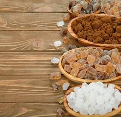 Various sugar