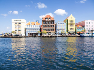Harbour Tour of Willemstad Port Curacao