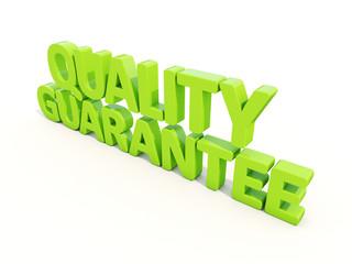 3d Quality guarantee