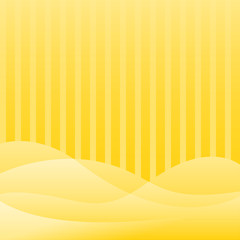 summer yellow with stripe line pattern background