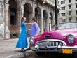 loving couple on Havana