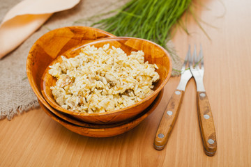 pilaf from rice