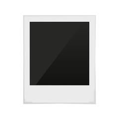 polaroid frame photo