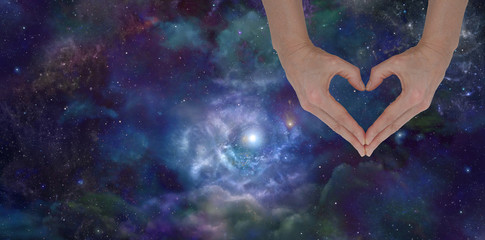 Universal Love Web Banner