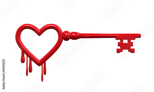 Heartbleed Key