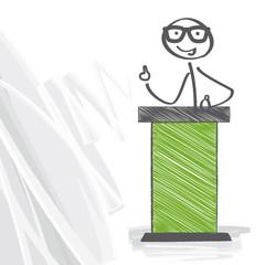 Vortrag, Rede