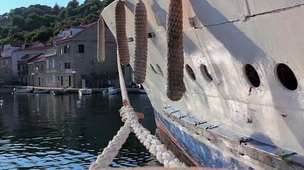 Ship detail