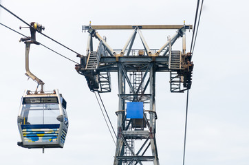 Cable Car at Ngong Ping, Hong Kong