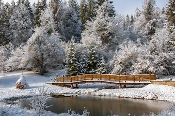 курортная зона в районе Межгорье, озеро Vita
