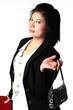 Thai Business woman