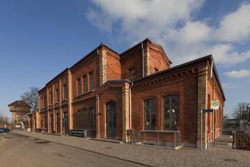 Alter Bahnhof Teterow