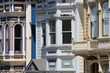 San Francisco townhouse - Painted Ladies