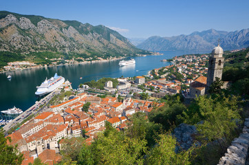 Kotor Bay View, Montenegro