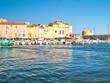 Harbor of St.Tropez, France