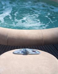 Whirlpool bath