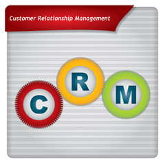 Presentation template - Contact Relationship Management