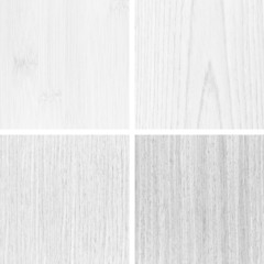 Set of four wooden texture backgrounds