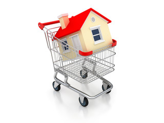 purchasing house