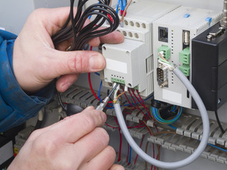 work for electrician