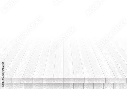 Old washed wooden floor. Stage background.