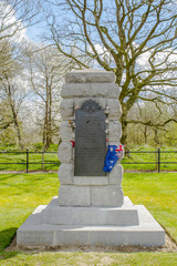 Remembrance australian tunneling world war one in Belgium